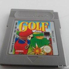 Videojogos e Consolas: JUEGO PARA GAME BOY GOLF . Lote 139884882
