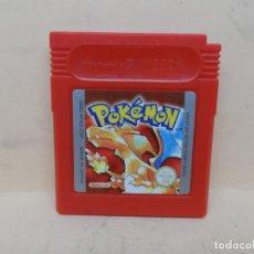 Videojuegos y Consolas: GAMEBOY POKEMON ROJO PAL ESP. Lote 139930290