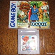 Videojuegos y Consolas: PRINCE VALIANT - NINTENDO GAME BOY - CON MANUAL EN ESPAÑOL. Lote 139931134