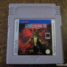 Videojuegos y Consolas: GREMLINS 2 - NINTENDO GAME BOY. Lote 139937926