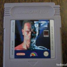 Videojuegos y Consolas: TERMINATOR 2 - NINTENDO GAME BOY - PAL ESPAÑA. Lote 139938142