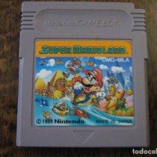 Videojuegos y Consolas: SUPER MARIO LAND - NINTENDO GAME BOY. Lote 139938422