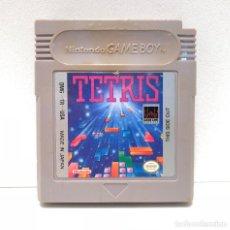 Videojuegos y Consolas: TETRIS NINTENDO GAME BOY. Lote 140091442