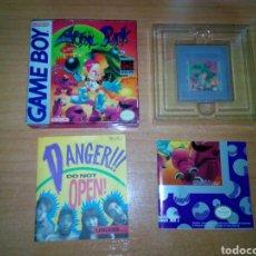 Videojuegos y Consolas: ATOMIC PUNK GAMEBOY NINTENDO GAME BOY USA RARE. Lote 140130832