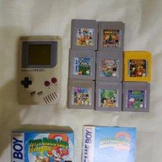 Videojuegos y Consolas: LORE GAMEBOY NINTENDO GAME BOY. Lote 140133137