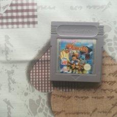 Videojuegos y Consolas: PINOCCHIO GAME BOY. Lote 140880170