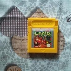 Videojuegos y Consolas: DONKEY KONG LAND GAME BOY. Lote 141587138