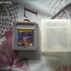Videojuegos y Consolas: GAUNTLET II PAL ESP GAME BOY. Lote 142135302