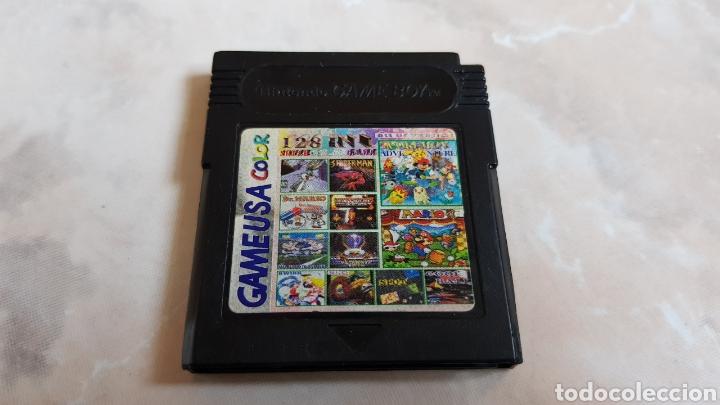 GAME USA COLOR 128 IN 1 USA VERSION NINTENDO GAMEBOY (Juguetes - Videojuegos y Consolas - Nintendo - GameBoy)