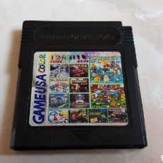 Videojuegos y Consolas: GAME USA COLOR 128 IN 1 USA VERSION NINTENDO GAMEBOY. Lote 142313201