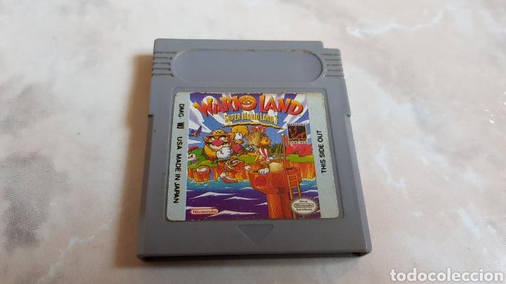 JUEGO SUPER MARIO LAND WARIO LAND NINTENDO GAMEBOY (Juguetes - Videojuegos y Consolas - Nintendo - GameBoy)