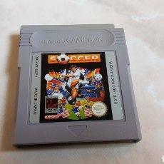 Videojuegos y Consolas: NINTENDO GAMEBOY SOCCER. Lote 142313480