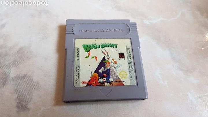 JUEGO BUGS BUNNY NINTENDO GAMEBOY (Juguetes - Videojuegos y Consolas - Nintendo - GameBoy)
