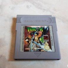 Videojuegos y Consolas: JUEGO NINTENDO GAMEBOY TUROK. Lote 142728125