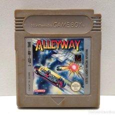 Videojuegos y Consolas: ALLEYWAY NINTENDO GAME BOY. Lote 143253922