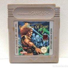 Videojuegos y Consolas: FORTRESS OF FEAR NINTENDO GAME BOY. Lote 143272606