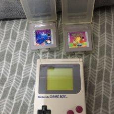 Videojuegos y Consolas: GAME BOY ANTIGO 1989. Lote 143277781
