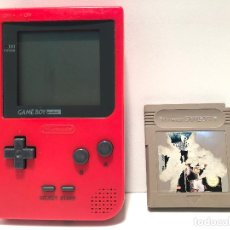 Videojuegos y Consolas: NINTENDO GAME BOY POCKET + POWER RANGERS. Lote 143634106