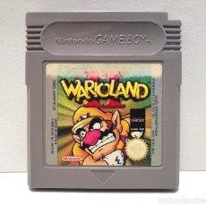 Videojuegos y Consolas: WARIOLAND II NINTENDO GAME BOY. Lote 143634486