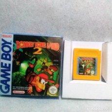 Videojuegos y Consolas: JUEGO PARA GAME BOY *DONKEY KONG LAND 2*. Lote 144061206