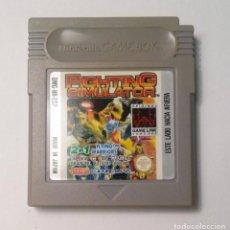 Videojuegos y Consolas: FIGHTING SIMULATOR - NINTENDO GAME BOY. Lote 144264190