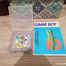 Videojuegos y Consolas: JUEGO NINTENDO GAME BOY SUPER MARIO LAND 2. Lote 144278886