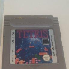 Videojuegos y Consolas: JUEGO NINTENDO GAME BOY 6.5X5.5CM (TETRIX). Lote 145015062