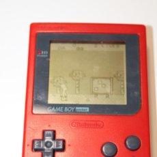 Videojuegos y Consolas: GAME BOY POCKET ROJA FUNCIONANDO NINTENDO. Lote 145667090