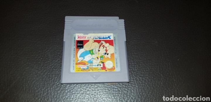 JUEGO PARA NINTENDO GAMEBOY ASTERIX OBELIX (Juguetes - Videojuegos y Consolas - Nintendo - GameBoy)
