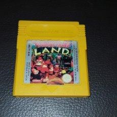 Videojuegos y Consolas: NINTENDO GAME BOY JUEGO DONKEY KONG LAND GAMEBOY. Lote 145680898