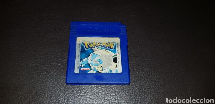 JUEGO NINTENDO GAME BOY POKEMO AZUL GAMEBOY (Juguetes - Videojuegos y Consolas - Nintendo - GameBoy)