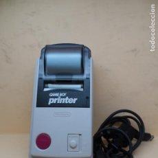 Videojuegos y Consolas: IMPRESORA GAME BOY PRINTER (GAMEBOY PRINTER) COMPLETA. Lote 165676558