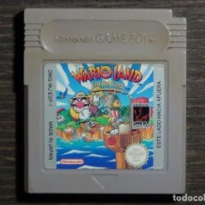 Videojuegos y Consolas: WARIO LAND SUPER MARIO LAND 3 GAME BOY PAL ESPAÑA GAMEBOY. Lote 194876208
