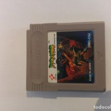 Videojuegos y Consolas: CASTLEVANIA DRACULA GAMEBOY GB NINTENDO VERSION JAPONESA. Lote 146738098