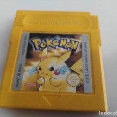 Videojuegos y Consolas: JUEGO PARA NINTENDO GAME BOY POKEMON. Lote 148003226