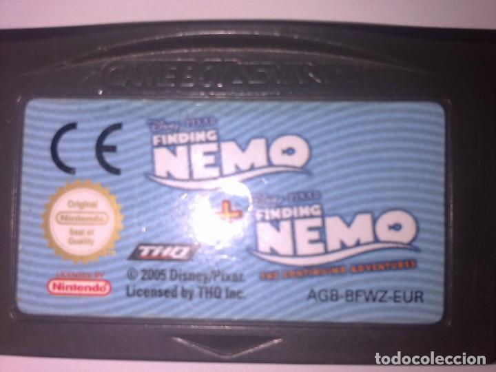 NEMO GAME BOY ADVANCE (Juguetes - Videojuegos y Consolas - Nintendo - GameBoy)