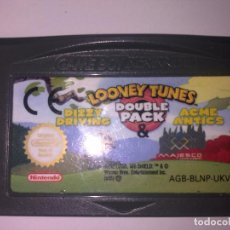 Videojuegos y Consolas: LOONEY TUNES DOUBLE PACK GAME BOY ADVANCE. Lote 149508606