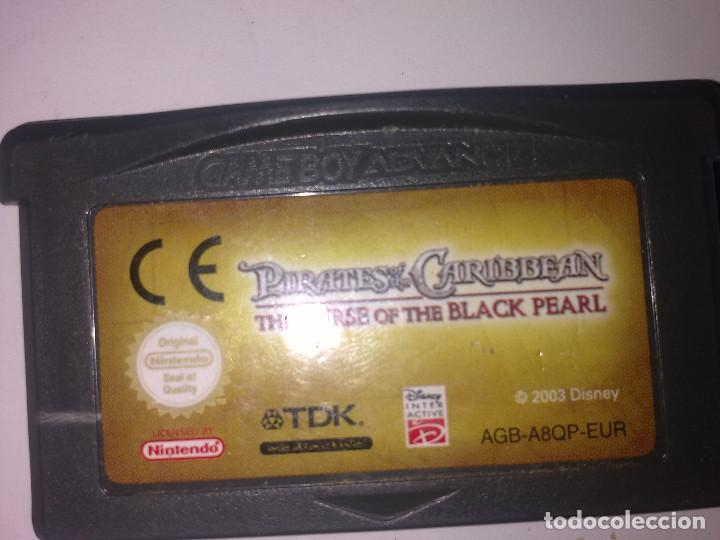 Videojuegos y Consolas: PIRATES OF THE CARIBBEAN GAME BOY ADVANCE - Foto 1 - 149509306