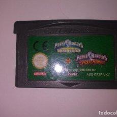 Videojuegos y Consolas: POWER RANGERS GAME BOY ADVANCE. Lote 149510046