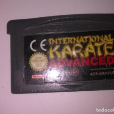 Videojuegos y Consolas: INTERNATIONAL KARATE ADVANCE GAME BOY ADVANCE. Lote 149511550