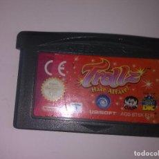 Videojuegos y Consolas: TROLLZ HAIR AFFAIR GAME BOY ADVANCE. Lote 149512282