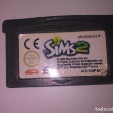 Videojuegos y Consolas: SIMS 2 GAME BOY ADVANCE. Lote 149514918
