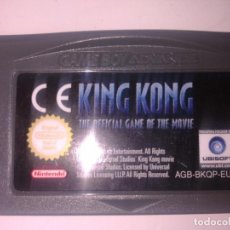 Videojuegos y Consolas: KING KONG GAME BOY ADVANCE. Lote 149516126