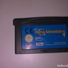 Videojuegos y Consolas: BARBIE HORSE ADVENTURES GAME BOY ADVANCE. Lote 149516750
