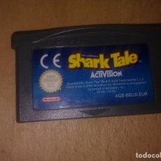 Videojuegos y Consolas: SHARK TALE GAME BOY ADVANCE. Lote 149518094