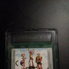 Videojuegos y Consolas: JUEGO NINTENDO GAMEBOY. Lote 149660010