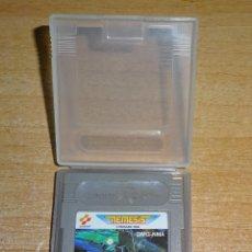 Videojuegos y Consolas: JUEGO GAME BOY - NEMESIS - PAL ESPAÑA. Lote 149752934