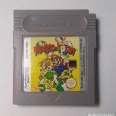 Videojuegos y Consolas: MARIO & YOSHI - NINTENDO GAME BOY. Lote 150429874