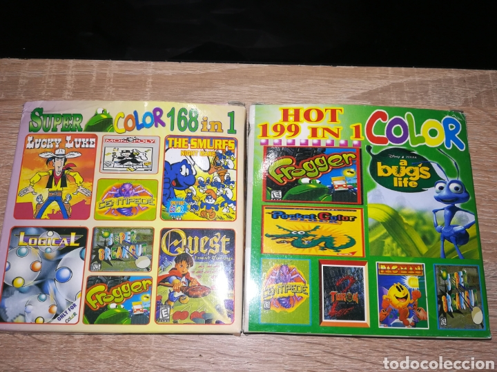 2 JUEGOS A ESTRENAR PARA LA NINTENDO GAME BOY 1 (Juguetes - Videojuegos y Consolas - Nintendo - GameBoy)
