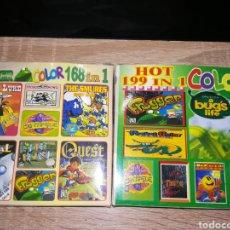 Videojuegos y Consolas: 2 JUEGOS A ESTRENAR PARA LA NINTENDO GAME BOY 1. Lote 151342046